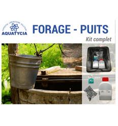 Analyse eau de puits