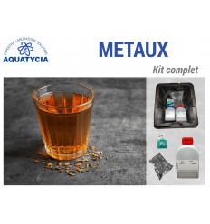 Analyse métaux