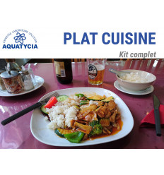 Analyse aliment - Plat cuisiné