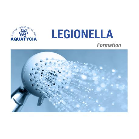Formation légionellose